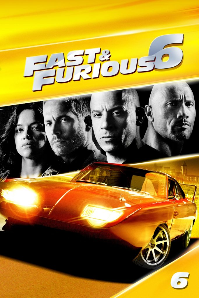 fast and furious poster high quality HD printable wallpapers 6 part 2013 yellow old style poster