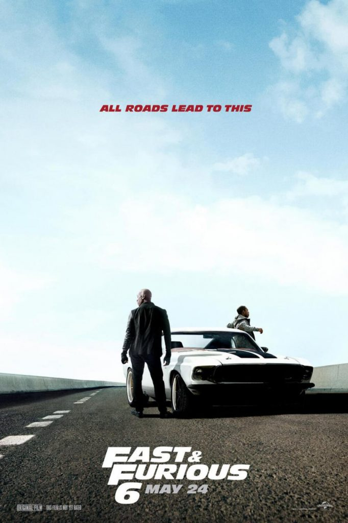 fast and furious poster high quality HD printable wallpapers 6 part 2013 vin diesel and ludacris