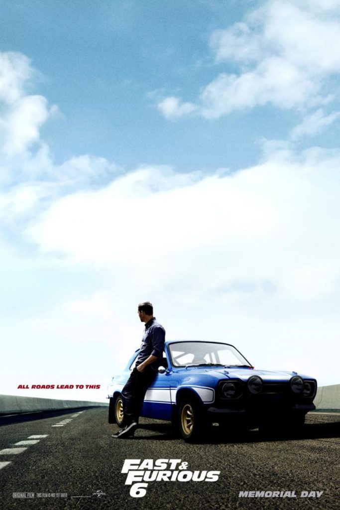 fast and furious poster high quality HD printable wallpapers 6 part 2013 paul walker famous poster