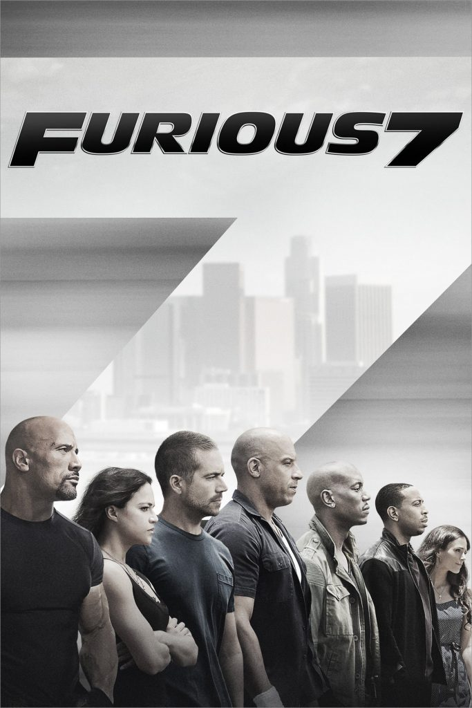 fast and furious poster high quality HD printable wallpapers furious 7 2013 all characters