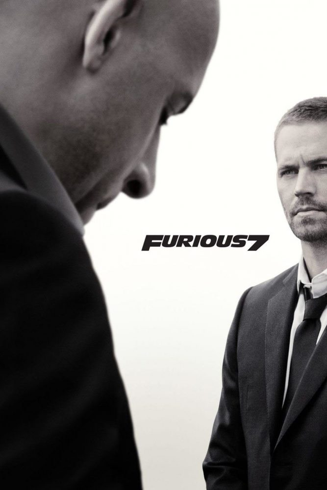 fast and furious poster high quality HD printable wallpapers furious 7 2015 sad vin diesel and paul walker