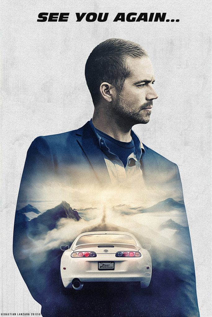 fast and furious poster high quality HD printable wallpapers paul walker