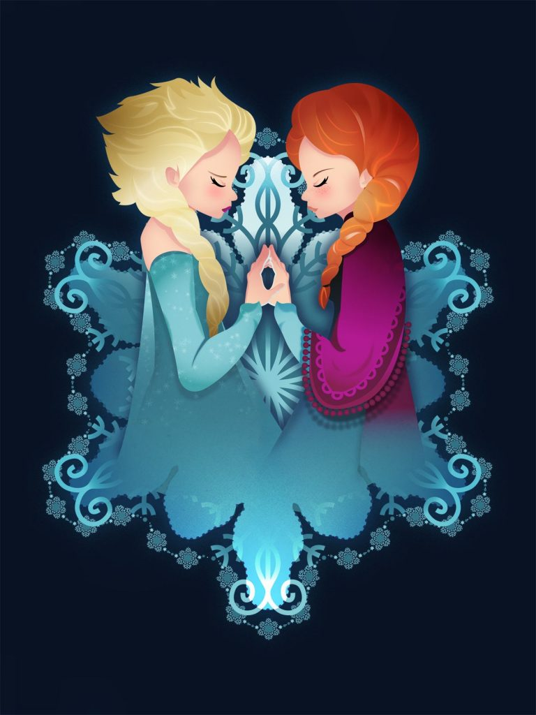 Frozen Royal Sisters