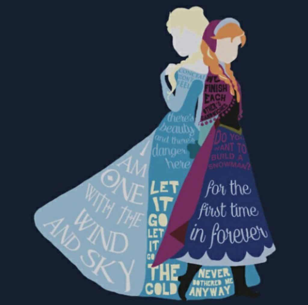Frozen song Lyrics
