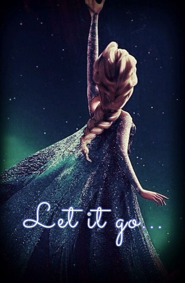 Let it Go Poster