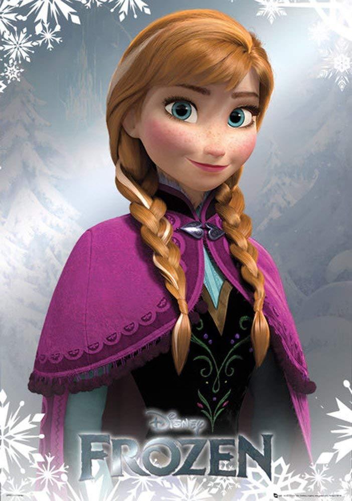 Anna Frozen Poster