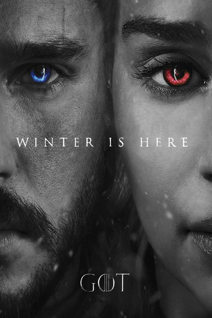 game of thrones poster high quality HD printable wallpapers season 7 main characeters