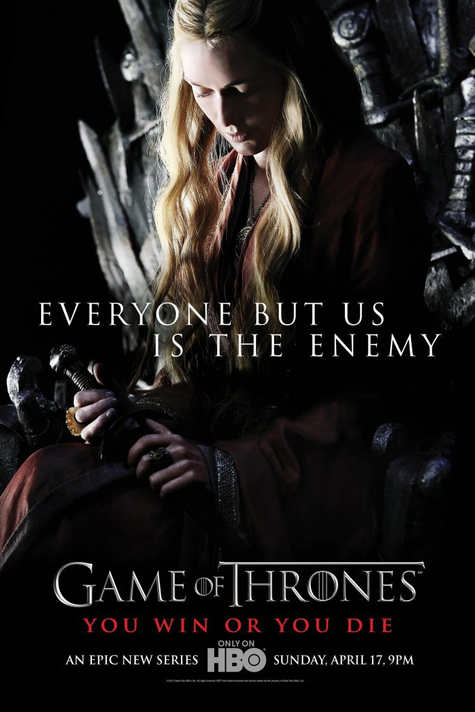 game of thrones poster high quality HD printable wallpapers season 1 everyone but us quote