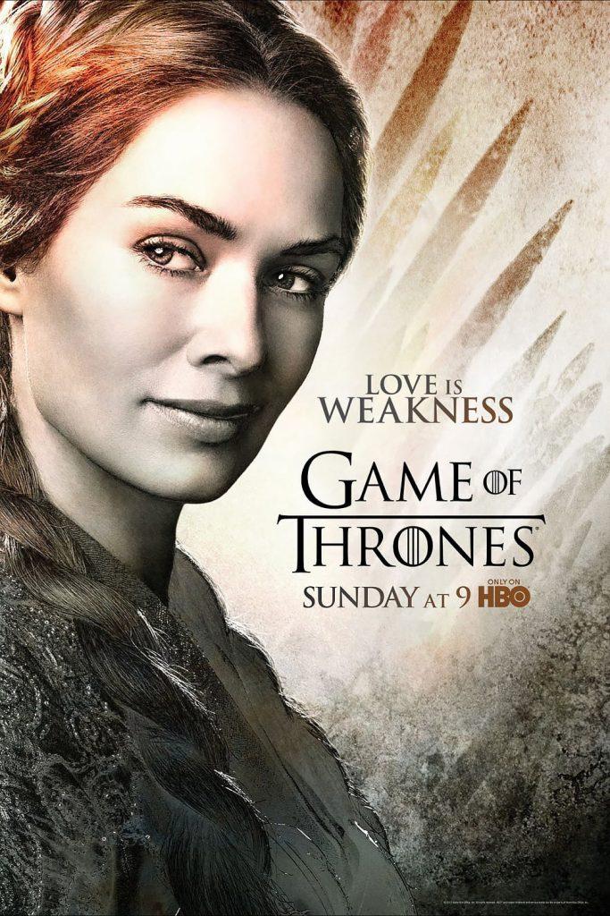 game of thrones poster high quality HD printable wallpapers season 3 malisandres