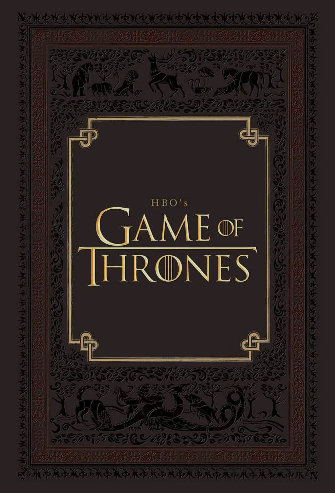 game of thrones poster high quality HD printable wallpapers season retro classic book cover type posters