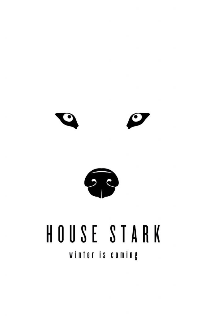 game of thrones poster high quality HD printable wallpapers season 3 stark house arya wolf