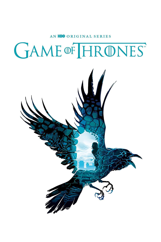 game of thrones poster high quality HD printable wallpapers season crow animated cartoon