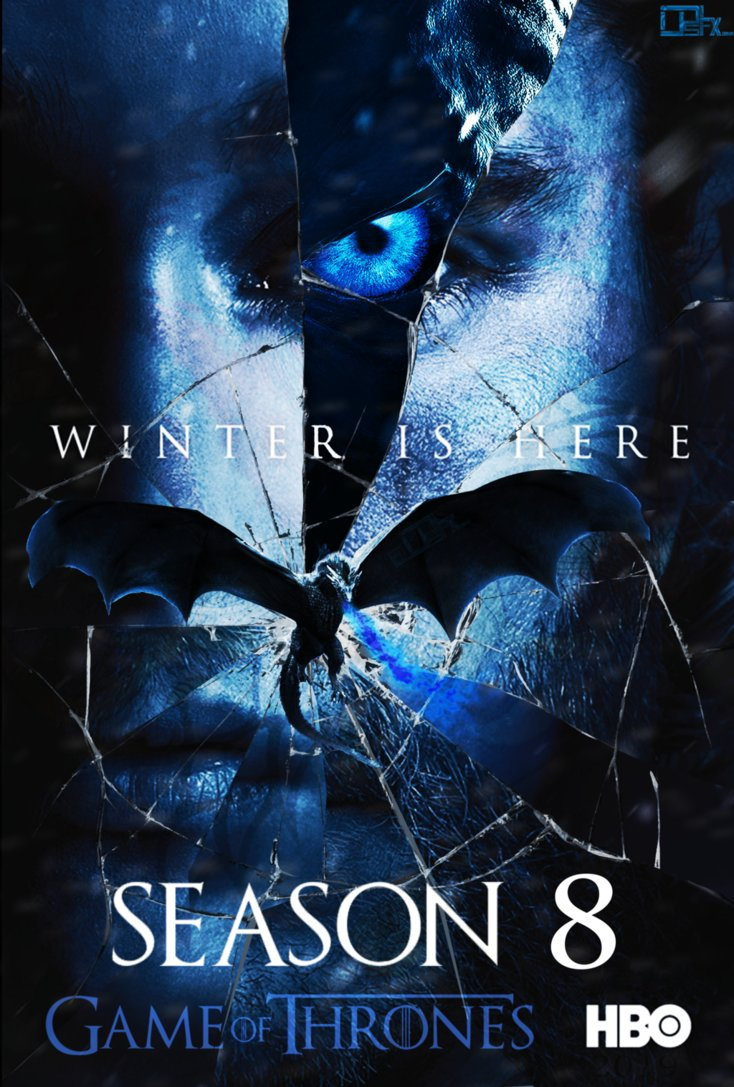 game of thrones poster high quality HD printable wallpapers season 8 official poster