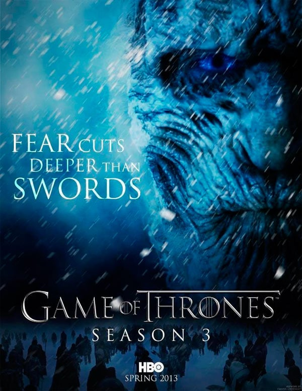 game of thrones poster high quality HD printable wallpapers season 4 fear quotes