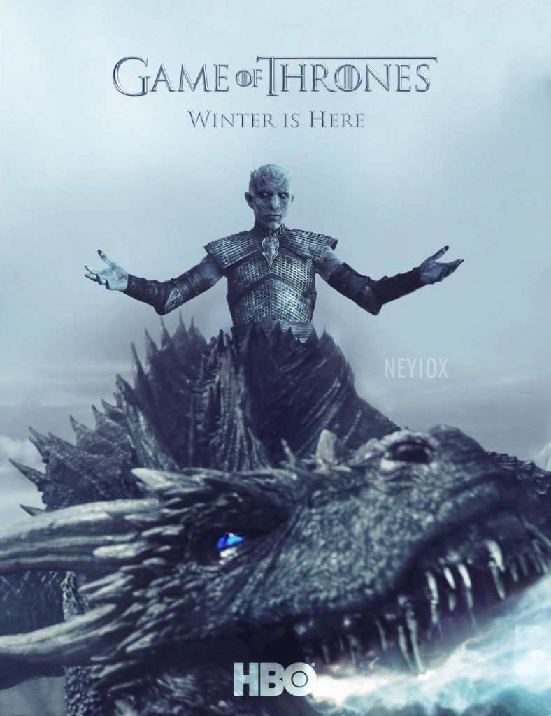 game of thrones poster high quality HD printable wallpapers season 7 controlling dragon