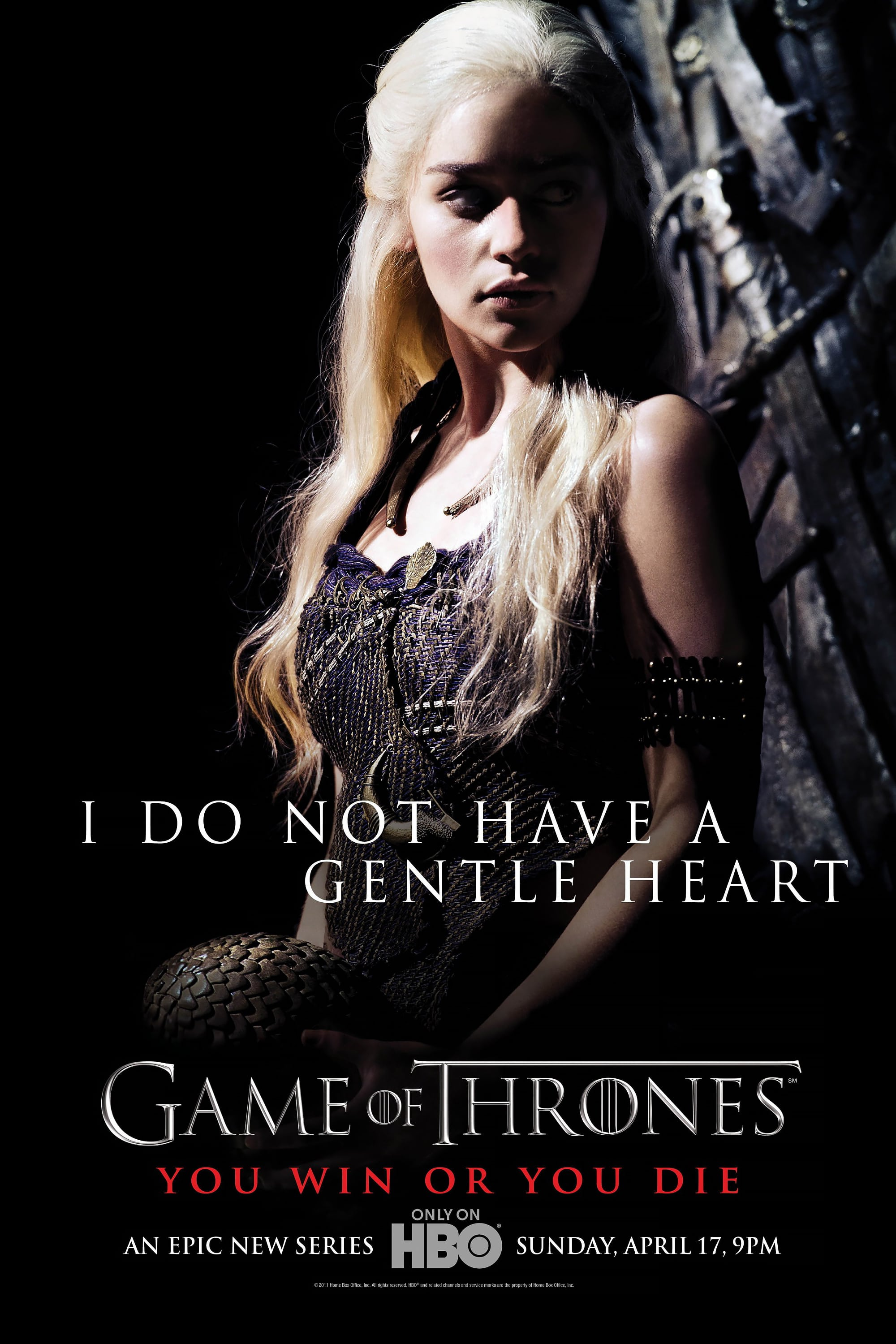 game of throne poster high quality HD printable wallpapers season 1 i do not have gentle heart