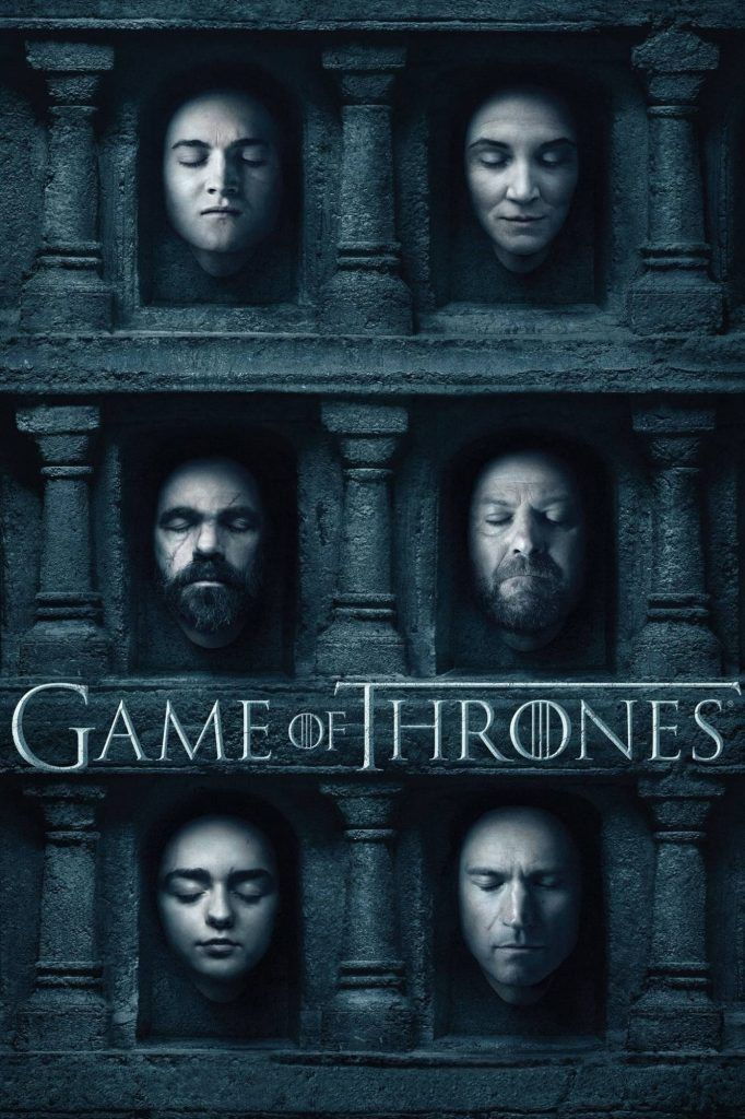 game of thrones poster high quality HD printable wallpapers season 6 hall of face all faces