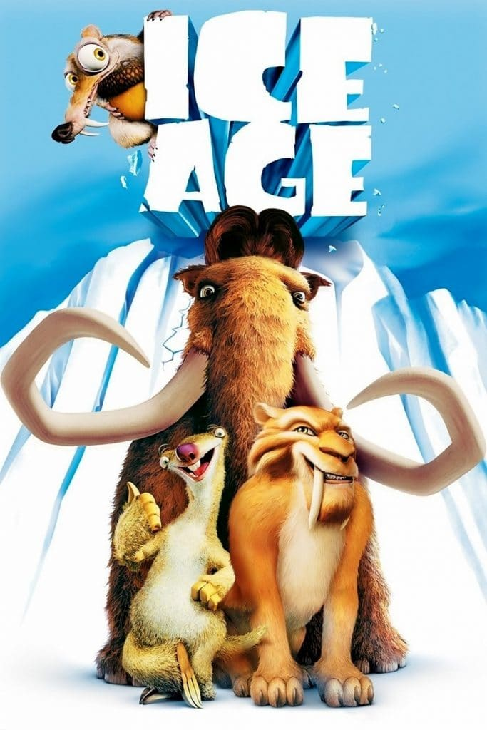 ice age poster part 1 2002 high quality HD printable wallpapers official posters all characters