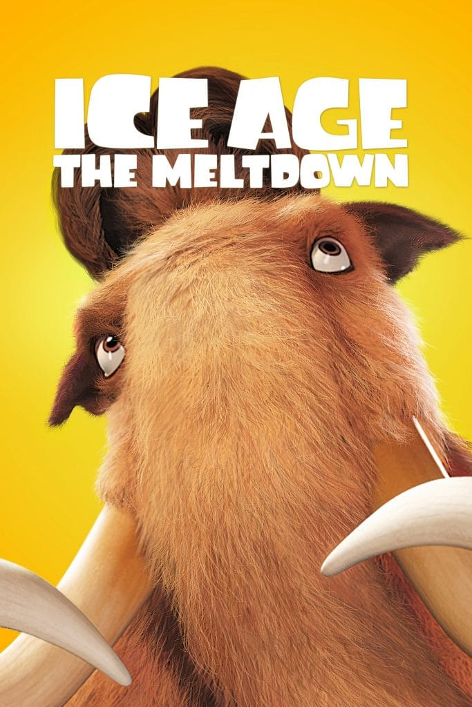 ice age poster part 2 2006 high quality HD printable wallpapers manny the meltdown