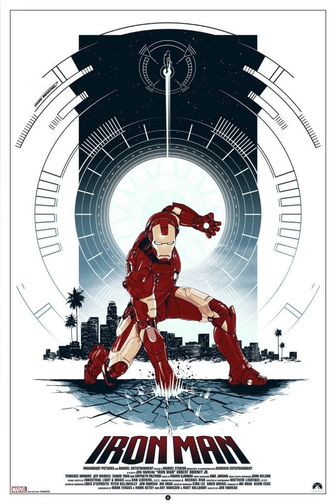 iron man poster high quality HD printable wallpapers 2008 art animated cartoon