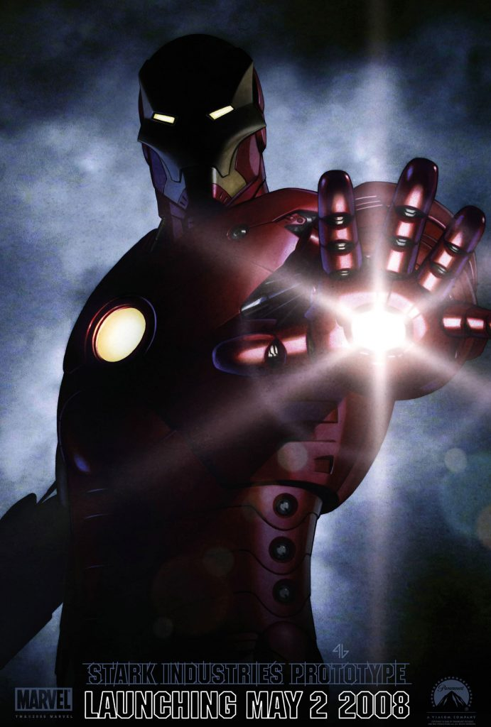 iron man poster high quality HD printable wallpapers 2008 tony stark