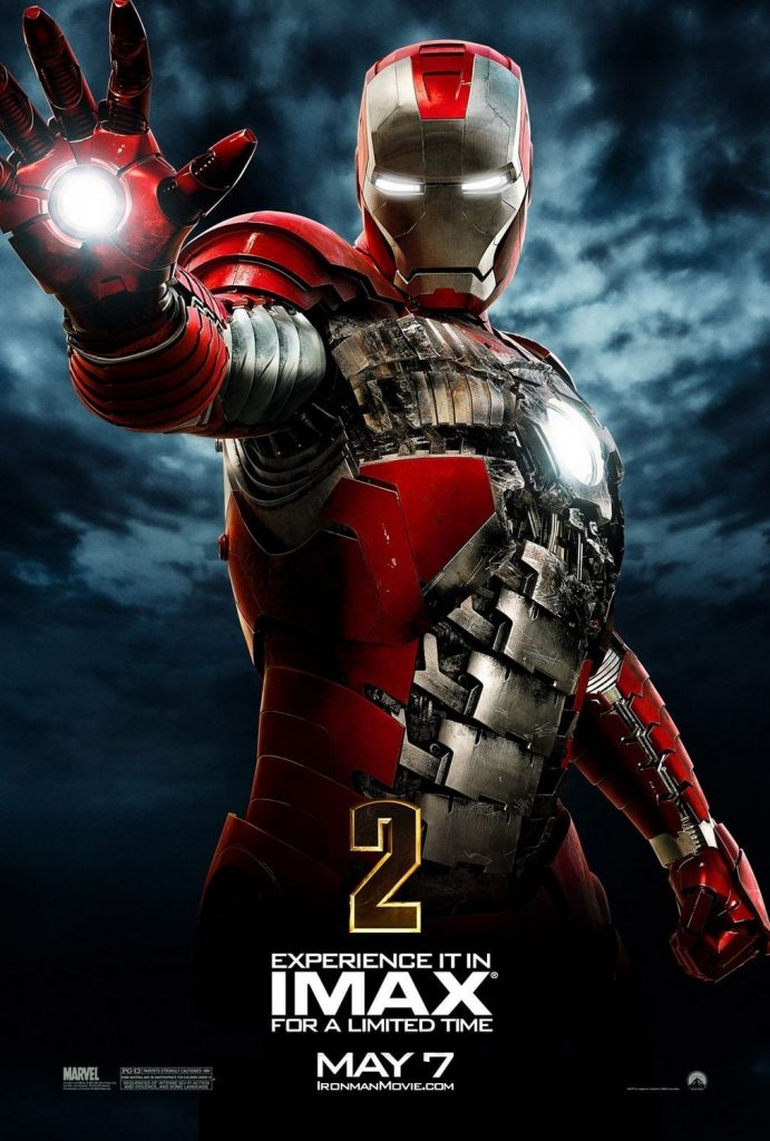 iron man poster high quality HD printable wallpapers 2010 iron man in action