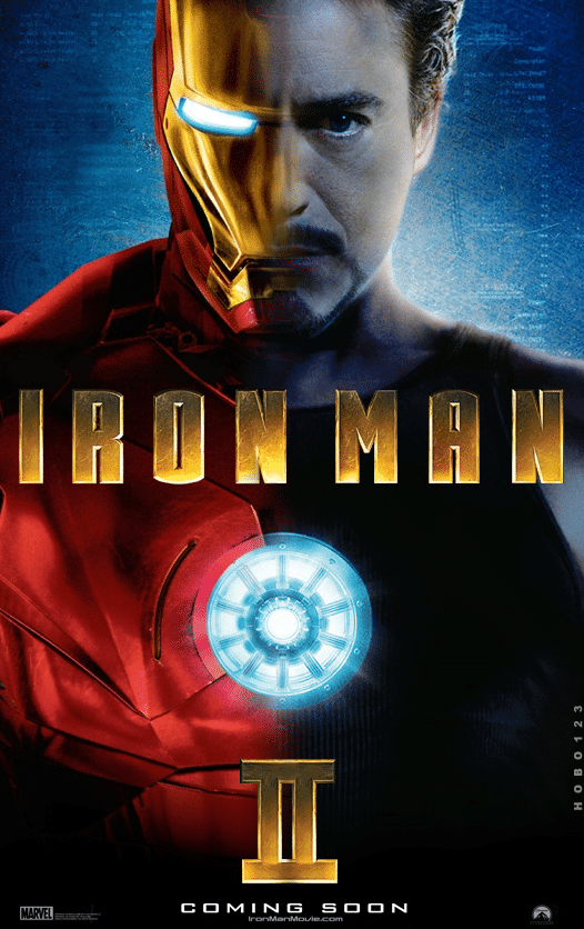 iron man poster high quality HD printable wallpapers 2010 iron man 2 tony and iron man hakf face