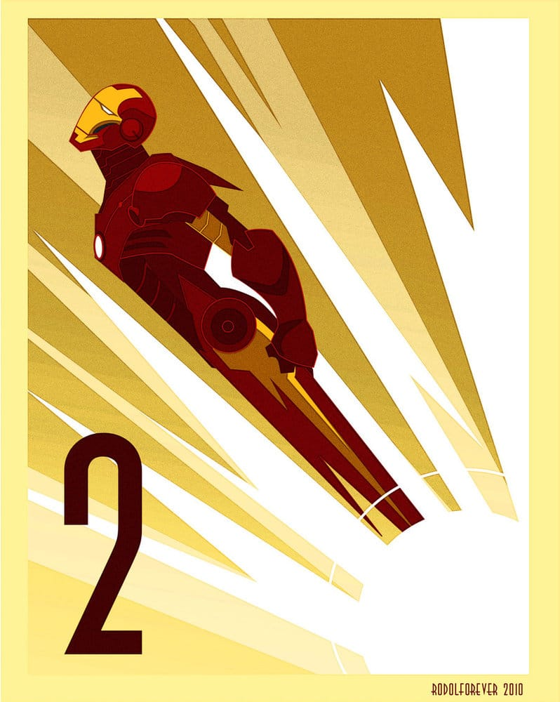 iron man poster high quality HD printable wallpapers art iron man 2010 poster animated cartooon flying