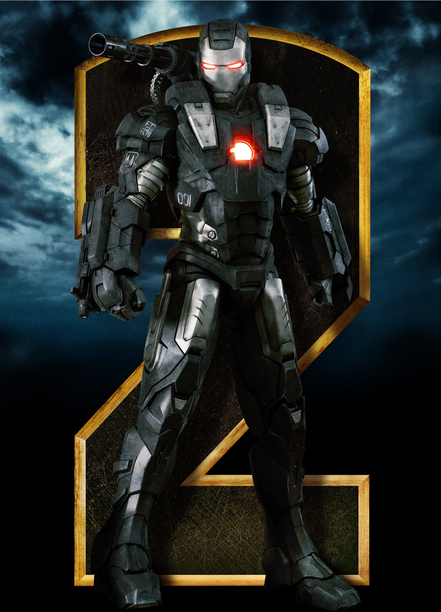 iron man poster high quality HD printable wallpapers 2010 iron patriot war machine