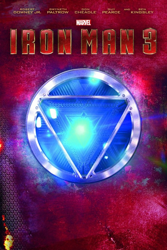iron man poster high quality HD printable wallpapers 2013 iron man 3 arc reactor