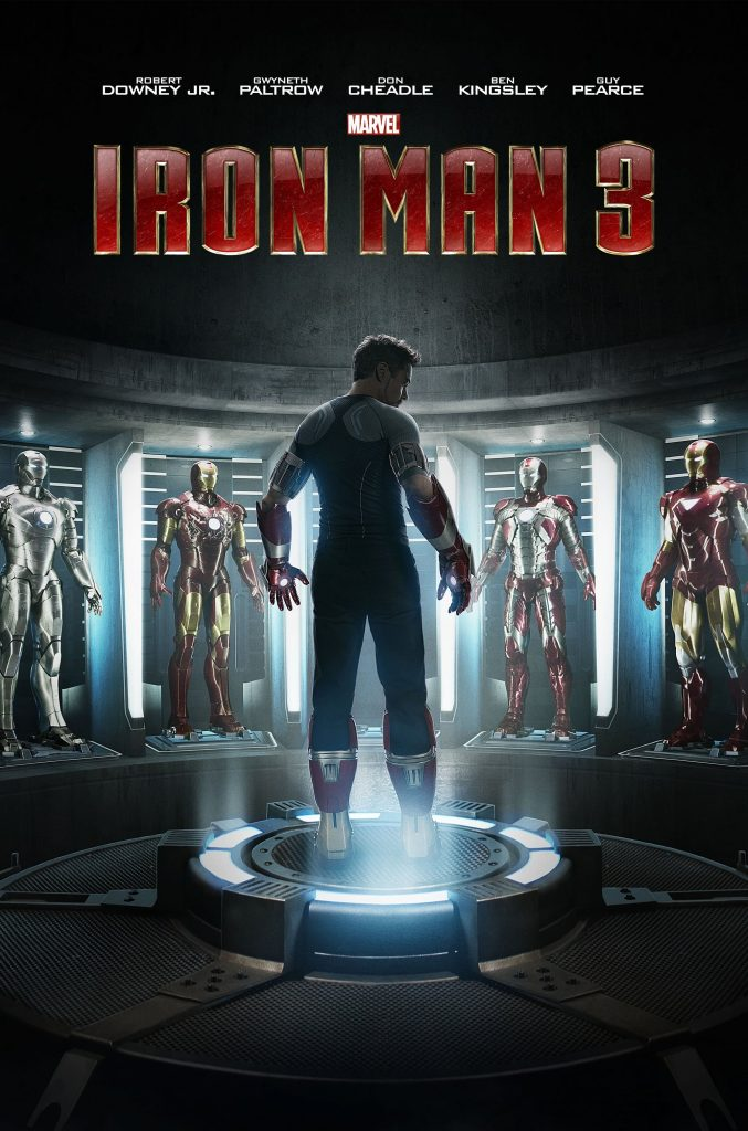 iron man poster high quality HD printable wallpapers 2013 iron man 3 tony stark lab all suits