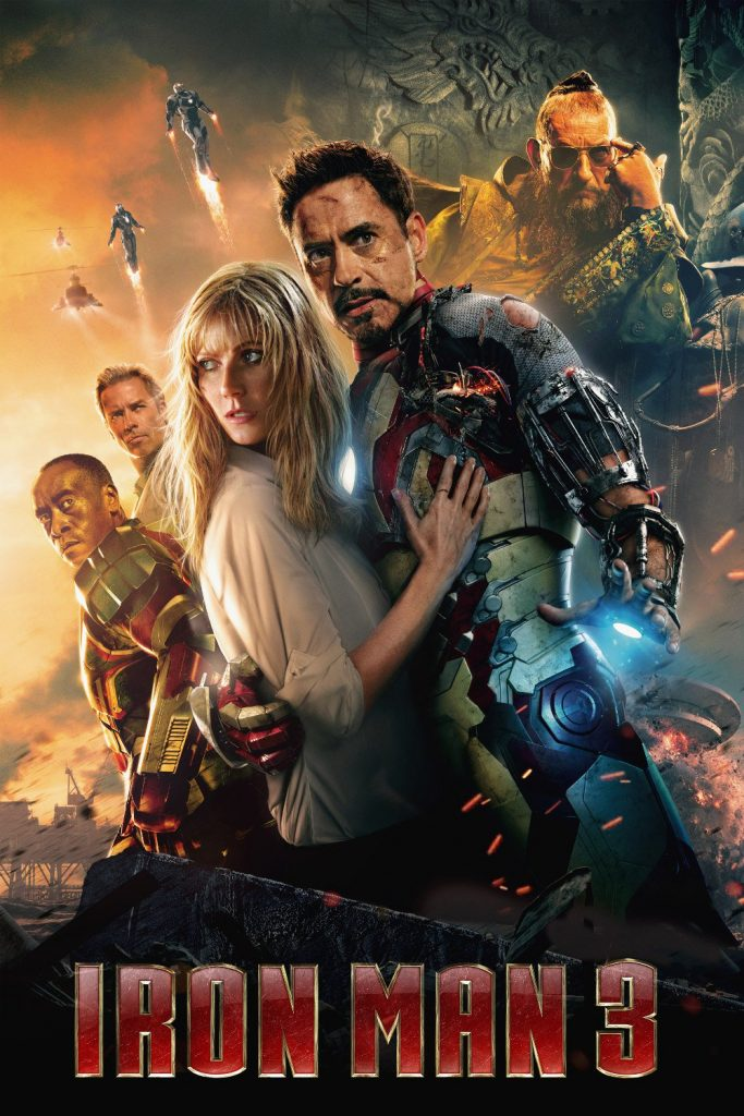 iron man poster high quality HD printable wallpapers 2013 iron man 3 all character pepper pott