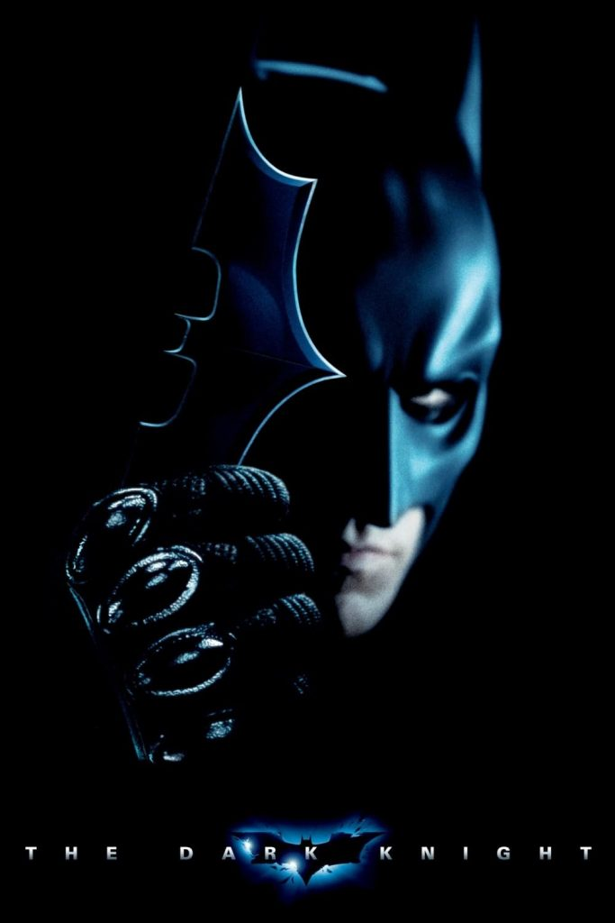 the dark knight poster high quality HD printable wallpapers 2008 batman and his batrang