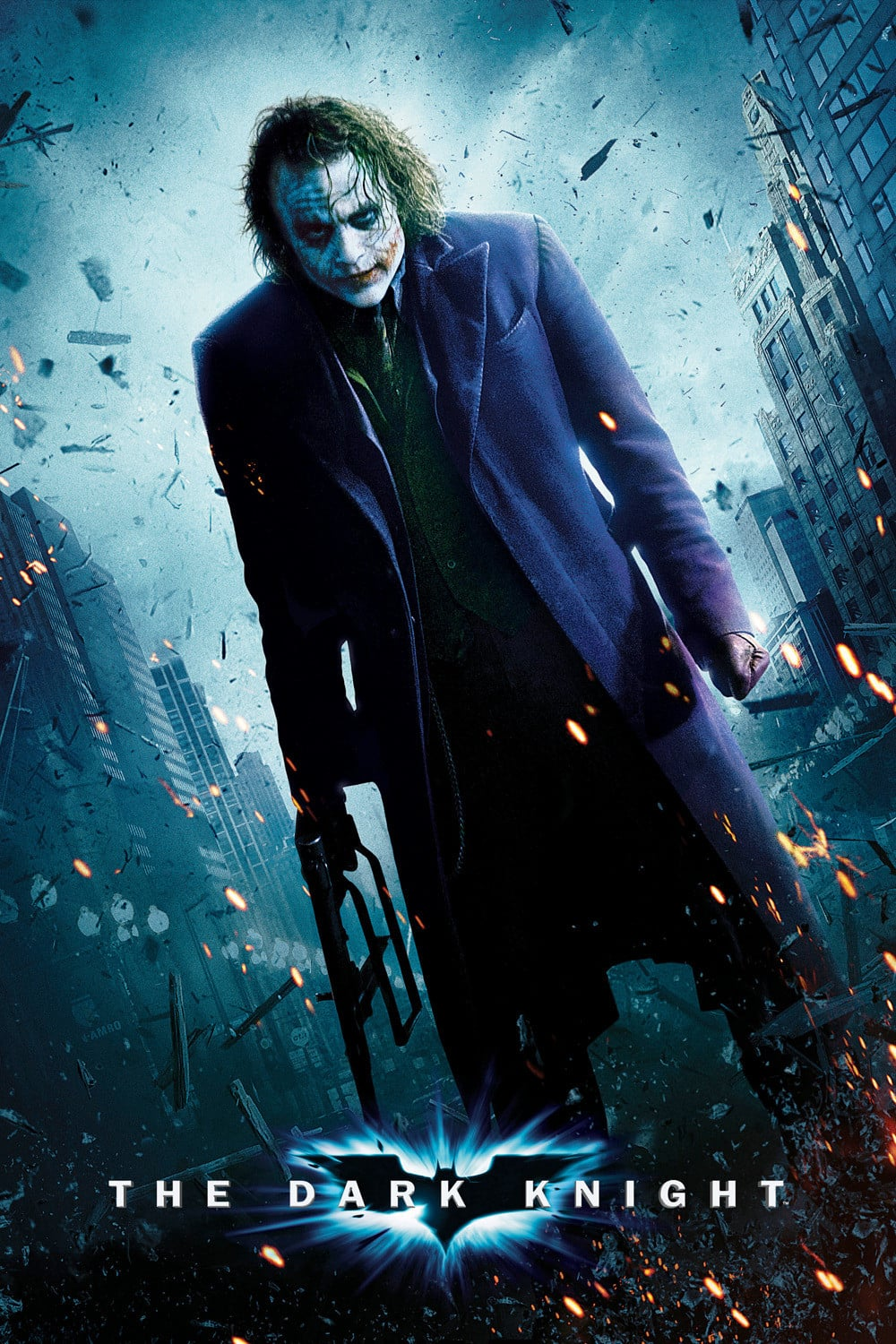 the dark knight poster high quality HD printable wallpapers 2008 joker robbery scene