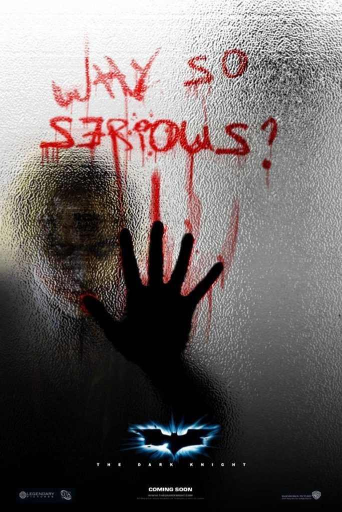 the dark knight poster high quality HD printable wallpapers 2008 why so serious joker