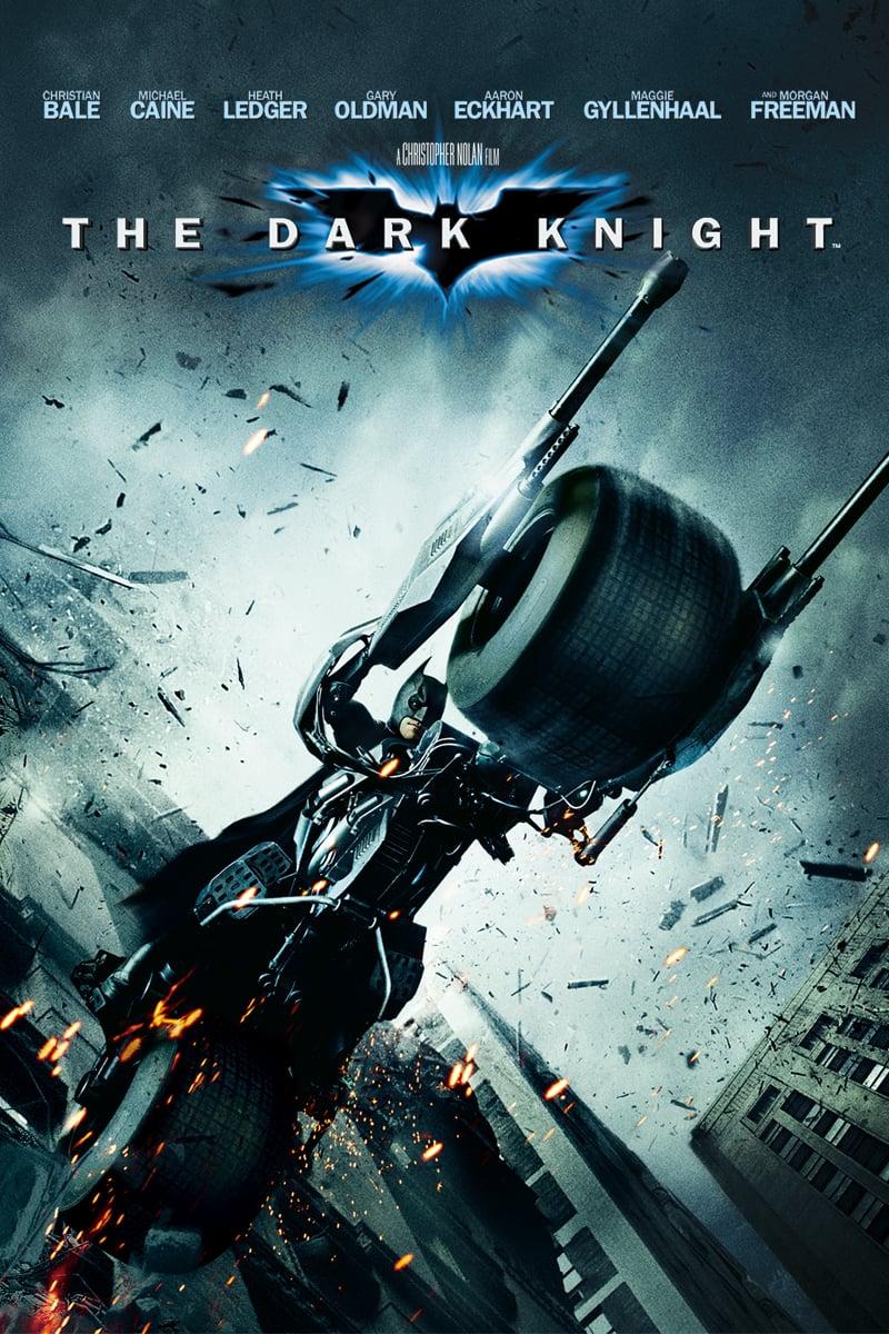 the dark knight poster high quality HD printable wallpapers 2008 batman bike batcycle