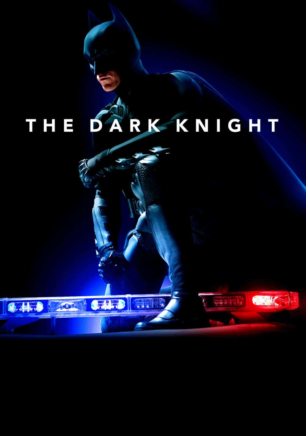 the dark knight poster high quality HD printable wallpapers 2008 batman on police car
