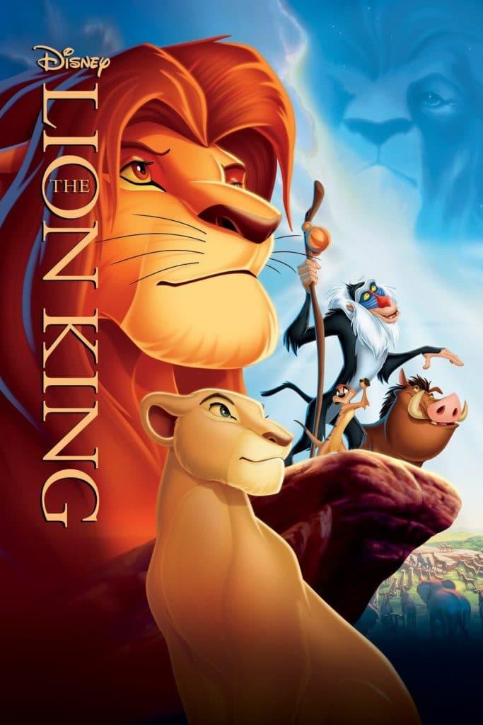 the lion king poster 1 1994 high quality HD printable wallpapers all main characters simba timon and pumba