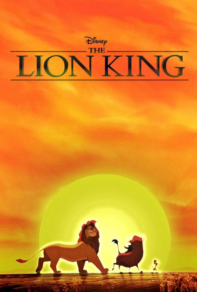 the lion king poster 1 1994 high quality HD printable wallpapers simba with timon and pumba