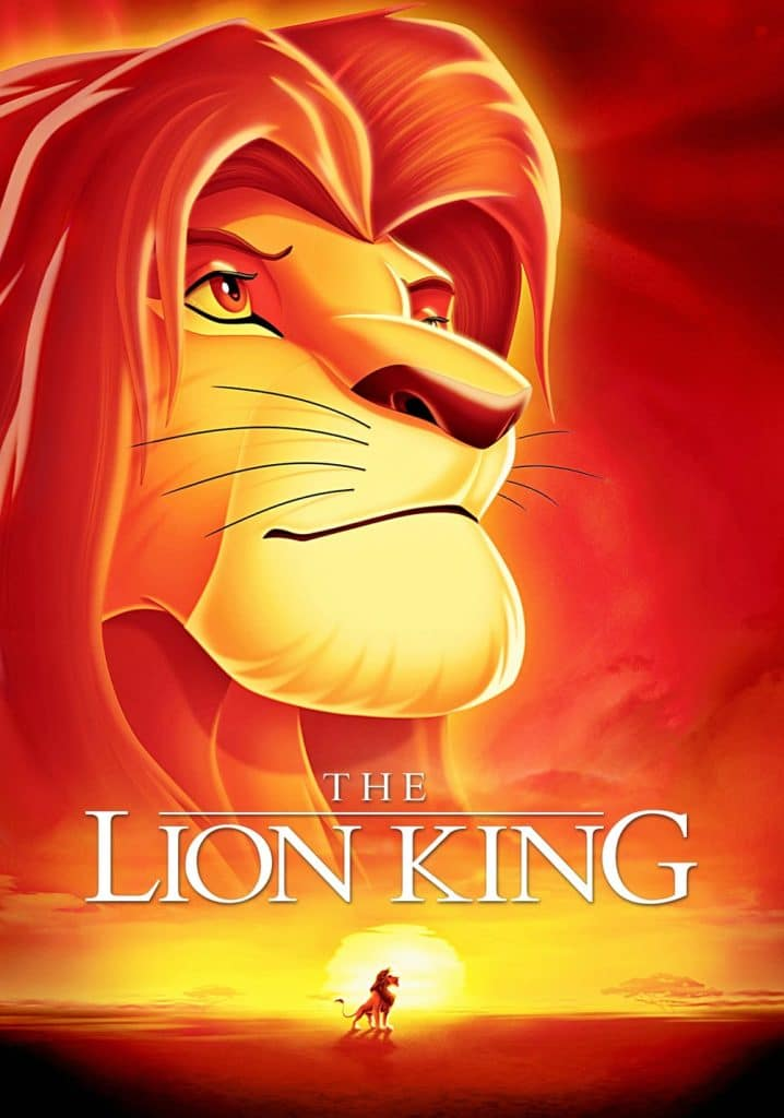 the lion king poster 1 1994 high quality HD printable wallpapers simba animated