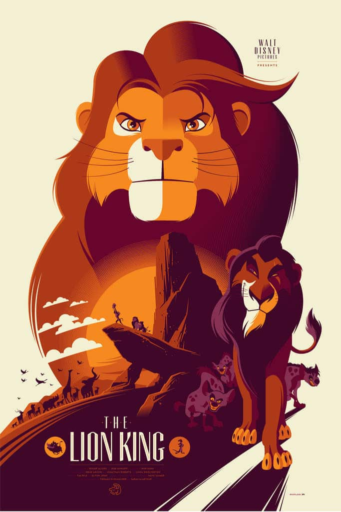 The Lion King Poster 20 Amazing Printable Posters Free Download