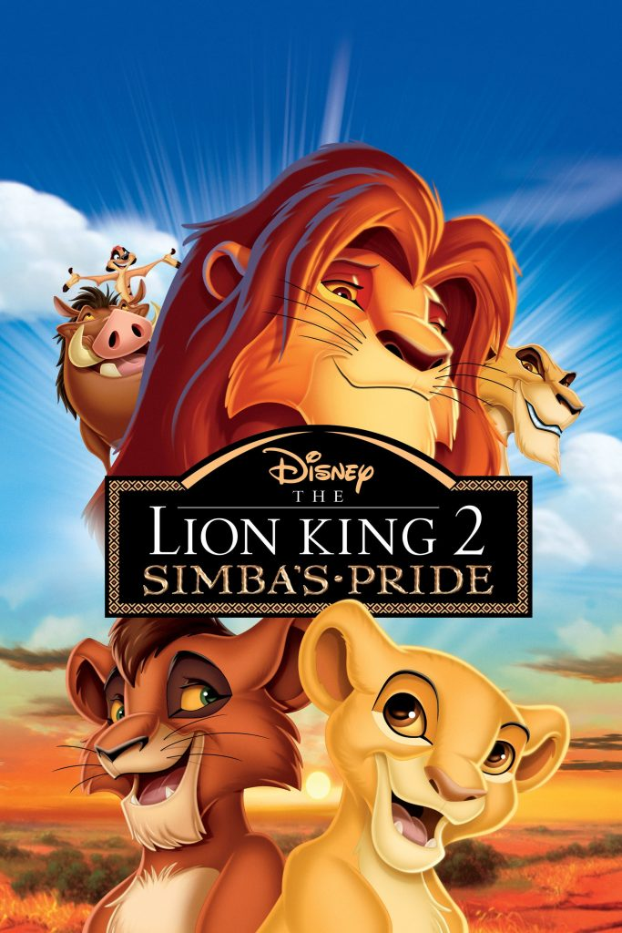 the lion king poster part 2 simbas pride 1998 high quality HD printable wallpapers all characters timon and pumba