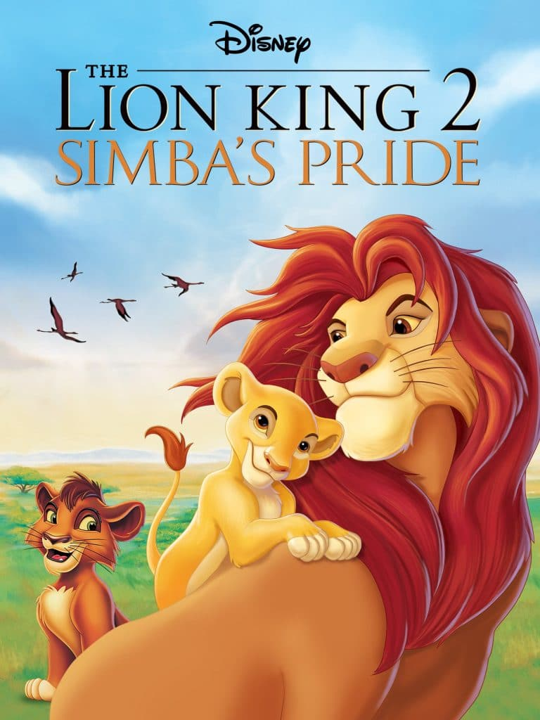the lion king poster part 2 simbas pride 1998 high quality HD printable wallpapers simba with daughter kiara