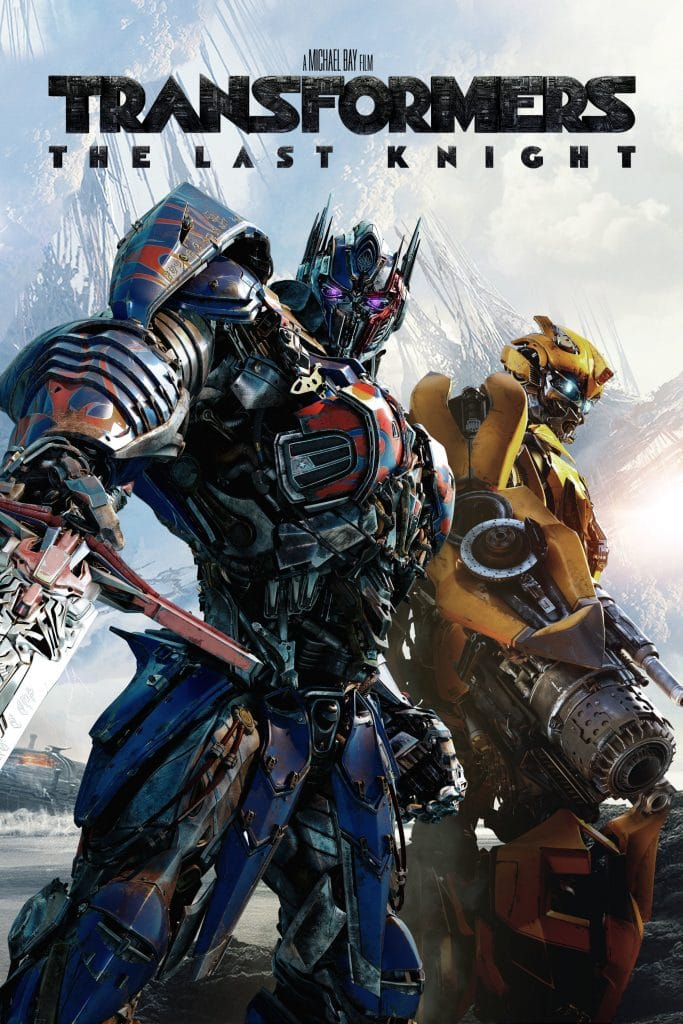the last knight poster high quality HD printable wallpapers 2017 bumblebee and optimus prime