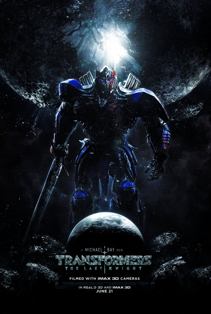the last knight poster high quality HD printable wallpapers 2017 optimus prime on cybertron
