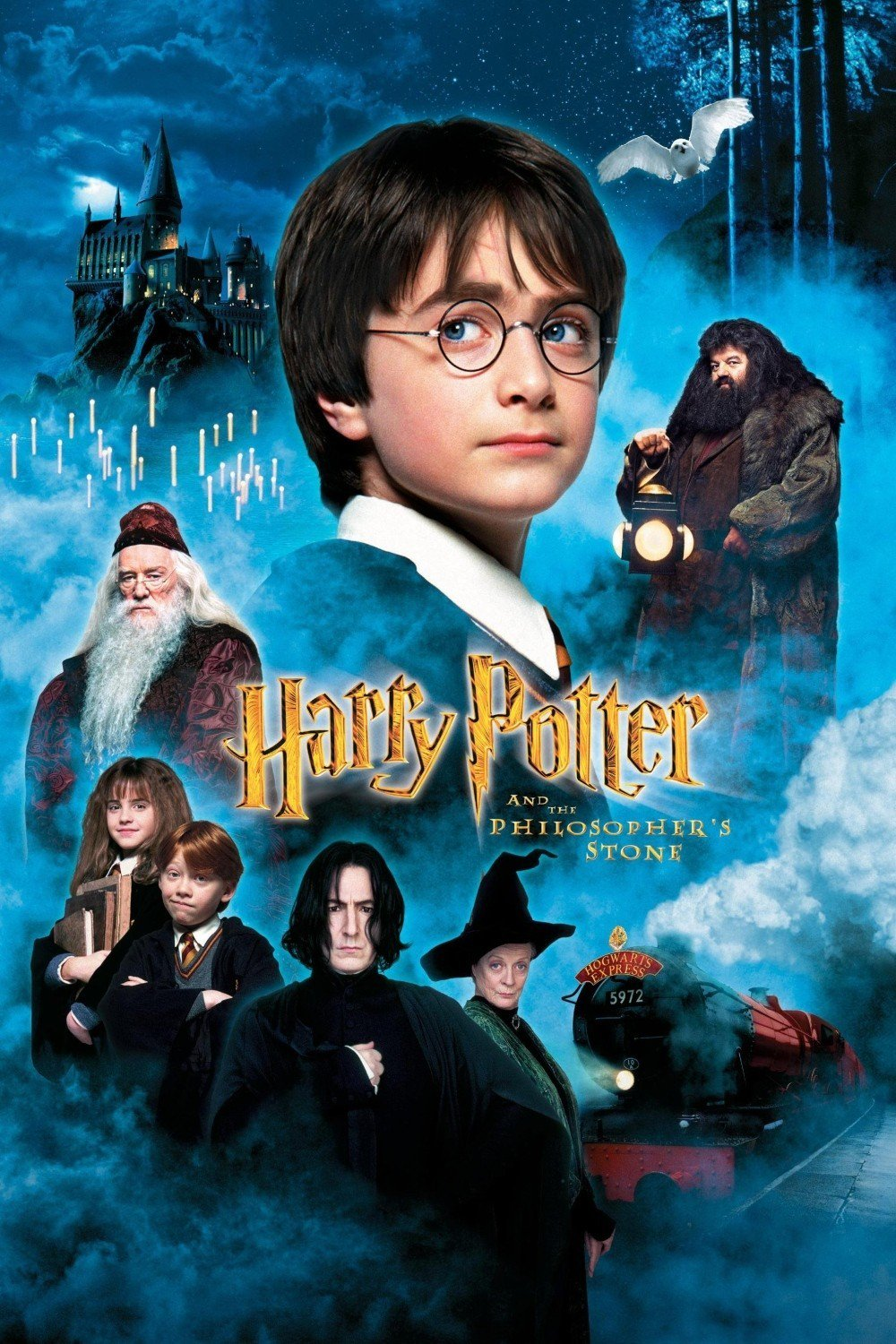 harry potter poster the philosophers stone high quality HD printable wallpapers official poster all characters
