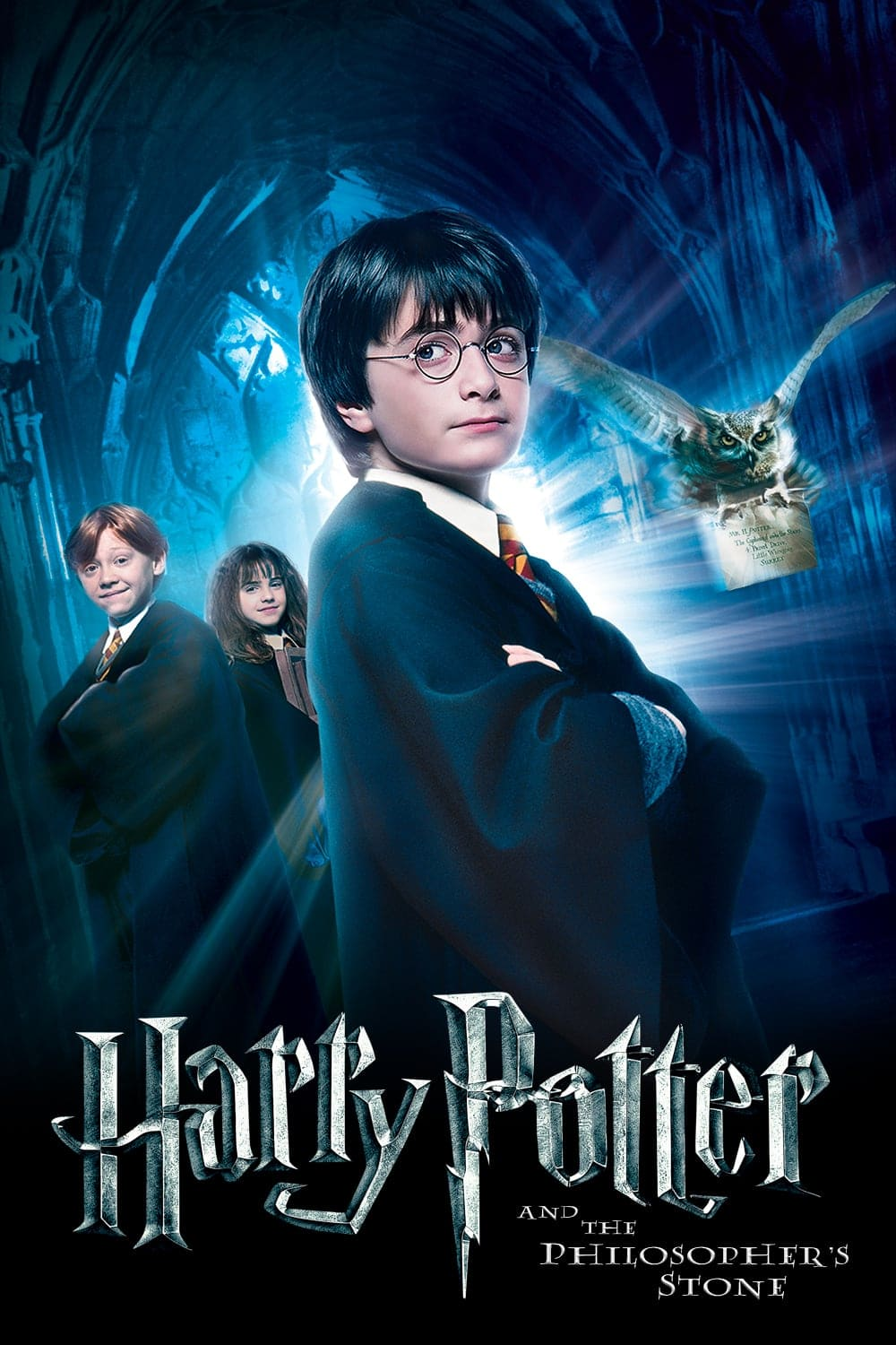 harry potter poster the philosophers stone high quality HD printable wallpapers hermione ron and harry