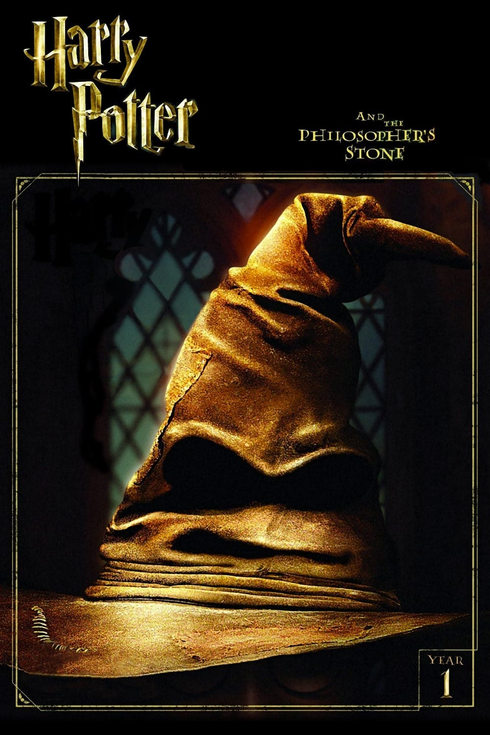 harry potter poster the philosophers stone high quality HD printable wallpapers the magical hat