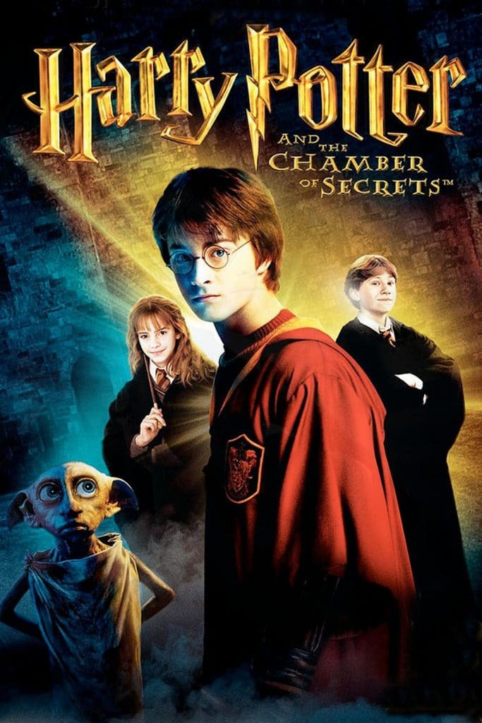 harry potter poster the chamber of secrets 2002 high quality HD printable wallpapers all chracters
