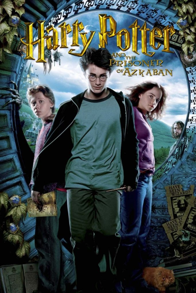 harry potter poster the prisoner of azkaban 2004 high quality HD printable wallpapers harry ron and hermione